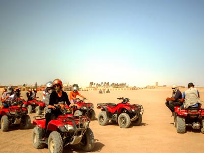 Safari Tours From Hurghada