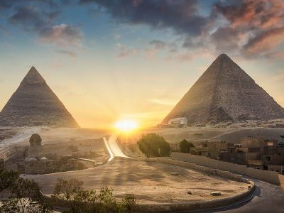 CAIRO OVER DAY