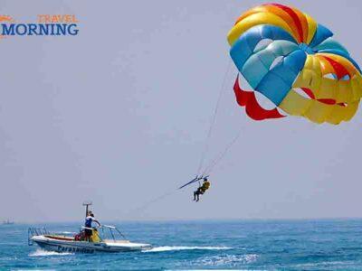 Hurghada Parasailing Excursions