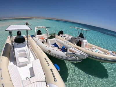 Speed boats trips from Hurghada
